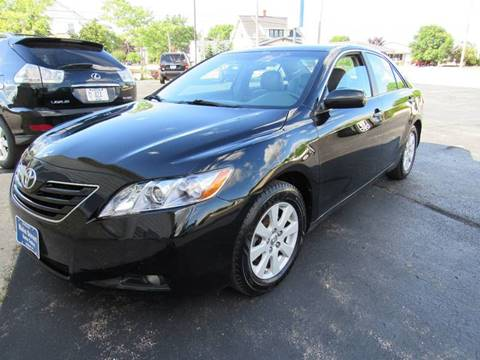 2008 Toyota Camry for sale at MAIN STREET AUTO SALES in Neenah WI