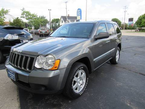 2008 Jeep Grand Cherokee for sale at MAIN STREET AUTO SALES in Neenah WI