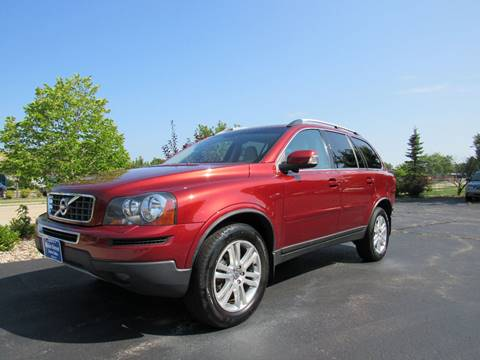 2011 Volvo XC90 for sale at MAIN STREET AUTO SALES in Neenah WI