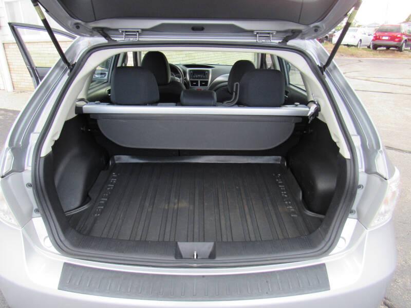 2011 Subaru Impreza AWD Outback Sport 4dr Wagon 4A - Neenah WI