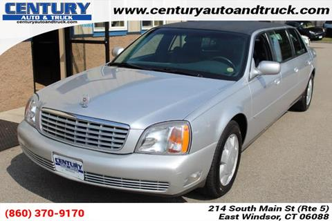 2000 Cadillac Deville Professional for sale in East Windsor, CT