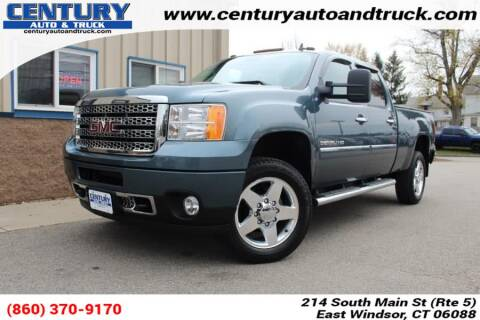 2011 GMC Sierra 2500HD for sale in East Windsor, CT