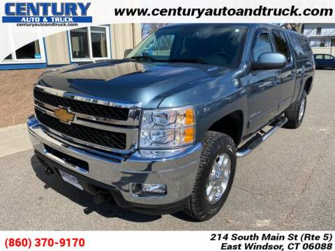 2014 Chevrolet Silverado 2500HD for sale at Century Auto and Truck Center in East Windsor CT