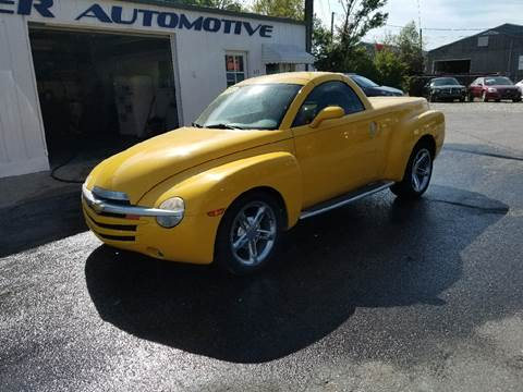 2004 Chevrolet SSR for sale in Aurora, IN