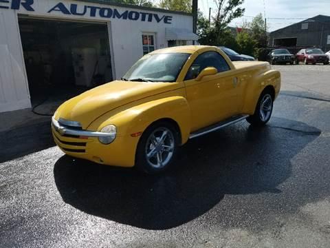 2004 Chevrolet SSR for sale in Aurora, IN