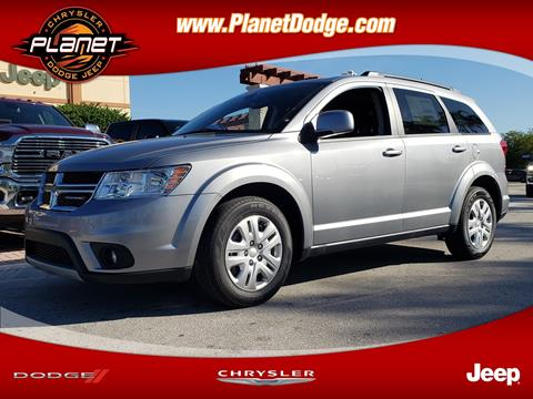 2019 Dodge Journey for sale at PLANET DODGE CHRYSLER JEEP in Miami FL