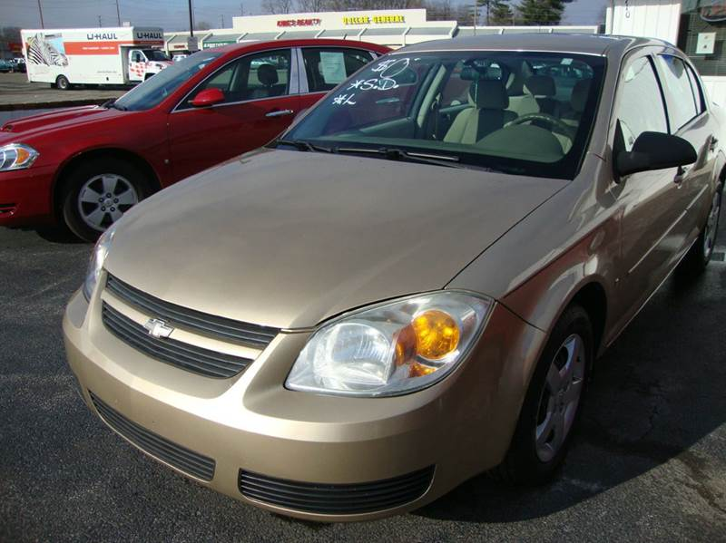 2007 Chevrolet Cobalt for sale at Augusta Motors Inc in Indianapolis IN