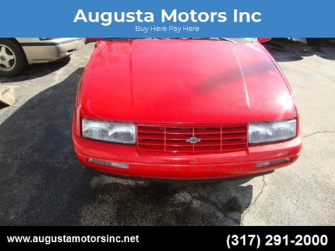 1996 Chevrolet Corsica for sale in Indianapolis, IN