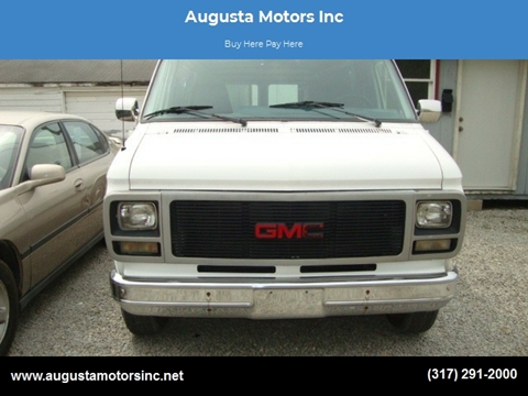 1994 GMC Vandura for sale in Indianapolis, IN