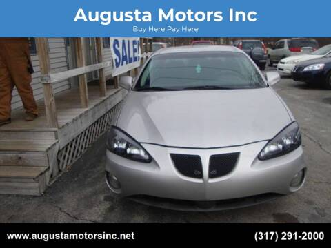 Buy Here Pay Here Indianapolis No Credit Check >> Augusta Motors Inc Car Dealer In Indianapolis In
