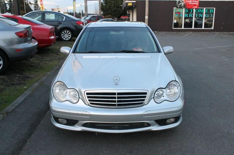 2006 Mercedes-Benz C-Class C 230 Sport 4dr Sedan - Edmonds WA