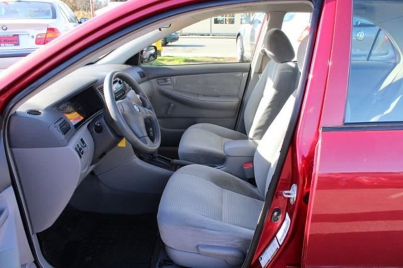 2007 Toyota Corolla CE 4dr Sedan (1.8L I4 4A) - Edmonds WA