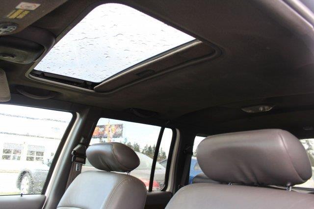 2000 Ford Explorer 4dr Limited 4WD SUV - Edmonds WA