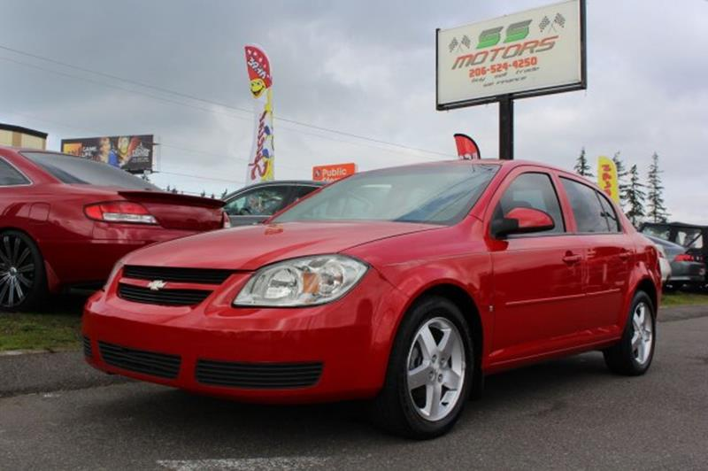 2006 Chevrolet Cobalt LT 4dr Sedan - Edmonds WA