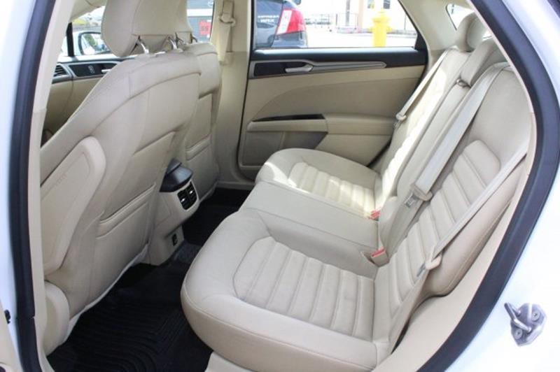 2013 Ford Fusion SE 4dr Sedan - Edmonds WA