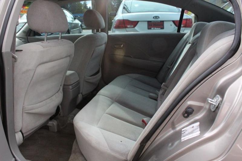 2003 Nissan Altima 2.5 S 4dr Sedan - Edmonds WA