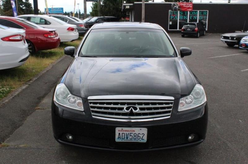 2007 Infiniti M35 AWD x 4dr Sedan - Edmonds WA