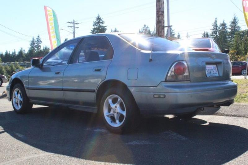 1995 Honda Accord LX 4dr Sedan - Edmonds WA