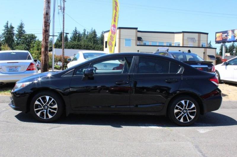 2013 Honda Civic EX 4dr Sedan - Edmonds WA
