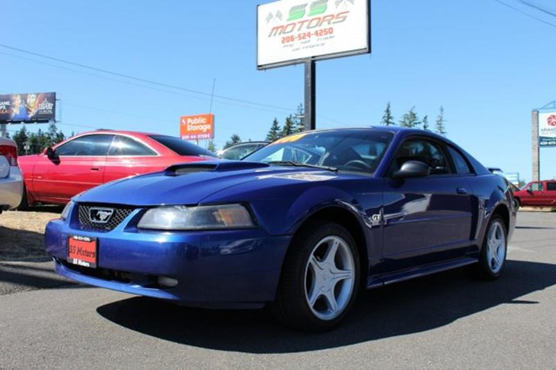 2003 Ford Mustang GT Deluxe 2dr Fastback - Edmonds WA