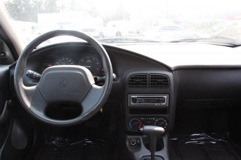 2001 Saturn S-Series SL1 4dr Sedan - Edmonds WA