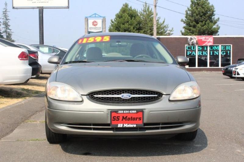 2001 Ford Taurus SE 4dr Sedan - Edmonds WA