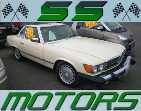 1982 Mercedes-Benz 380-Class for sale in Edmonds, WA