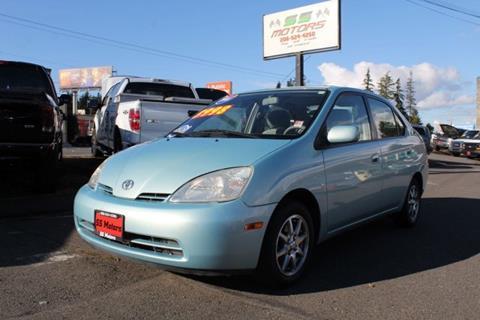 2003 Toyota Prius for sale in Edmonds, WA