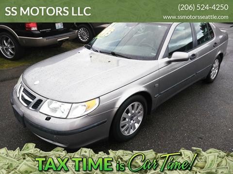 2003 Saab 9-5 for sale in Edmonds, WA