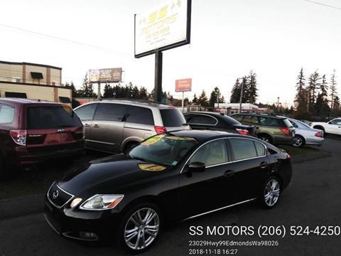 2007 Lexus GS 450h for sale in Edmonds, WA