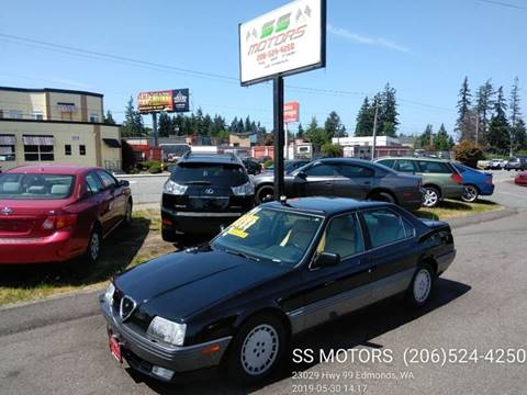 1991 Alfa Romeo 164 for sale in Edmonds, WA