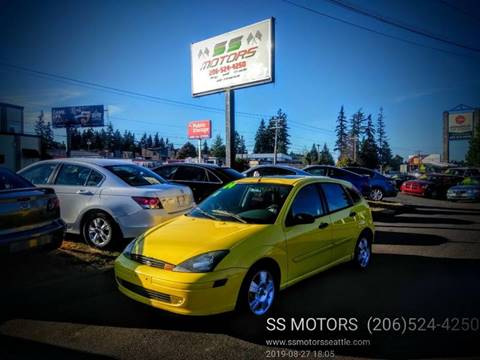 2004 Ford Focus for sale in Edmonds, WA