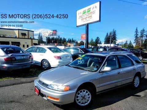 1996 Honda Accord for sale in Edmonds, WA
