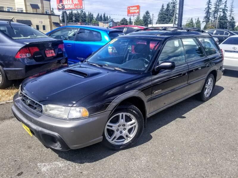 1998 subaru legacy awd outback 4dr wagon in edmonds wa ss motors llc 1998 subaru legacy awd outback 4dr