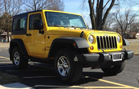 2011 Jeep Wrangler for sale in Indianapolis, IN