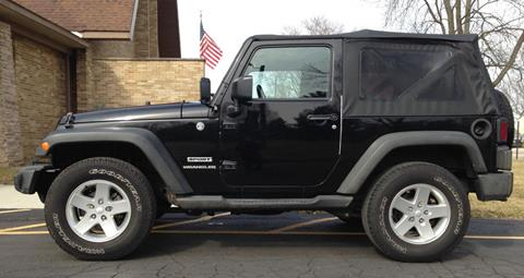 2014 Jeep Wrangler for sale in Indianapolis, IN