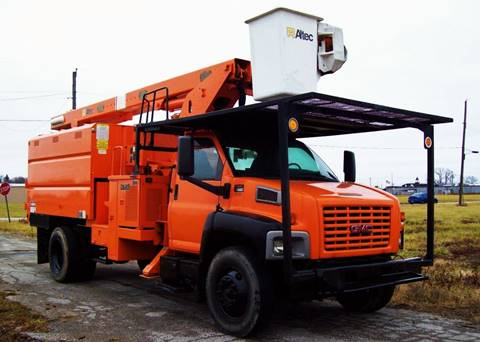 2007 GMC C7500 for sale in Indianapolis, IN