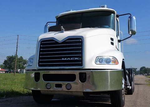 2008 Mack Pinnacle CXU613 for sale at A F SALES & SERVICE in Indianapolis IN