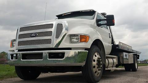 2015 Ford F-650 Super Duty for sale in Indianapolis, IN