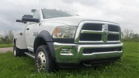 2015 Dodge Ram Pickup 5500 for sale in Indianapolis, IN