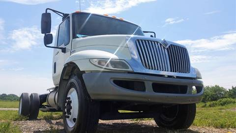 2009 International 4300 for sale at A F SALES & SERVICE in Indianapolis IN