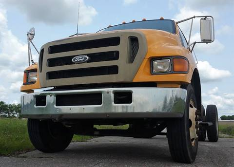 2006 Ford F-650 Super Duty for sale in Indianapolis, IN