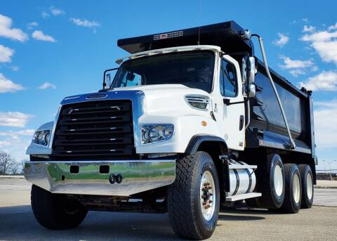 2019 Freightliner 114 SD for sale at A F SALES & SERVICE in Indianapolis IN