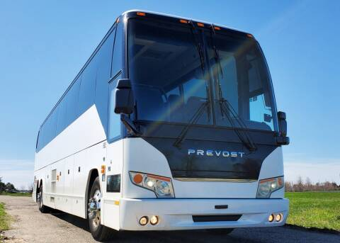 2010 Prevost H3-45 for sale at A F SALES & SERVICE in Indianapolis IN