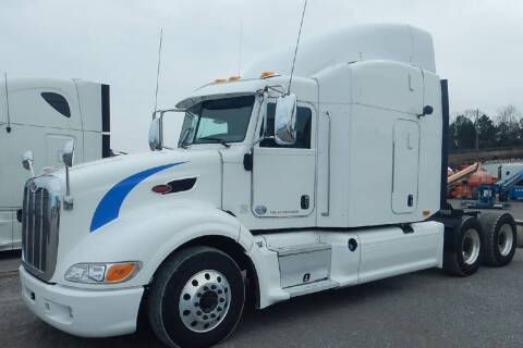 2013 Peterbilt 386 for sale at A F SALES & SERVICE in Indianapolis IN
