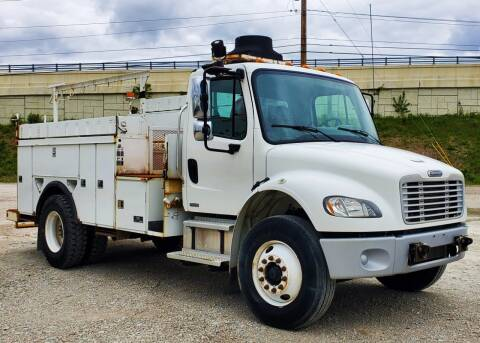 2004 Freightliner M2 106 for sale at A F SALES & SERVICE in Indianapolis IN