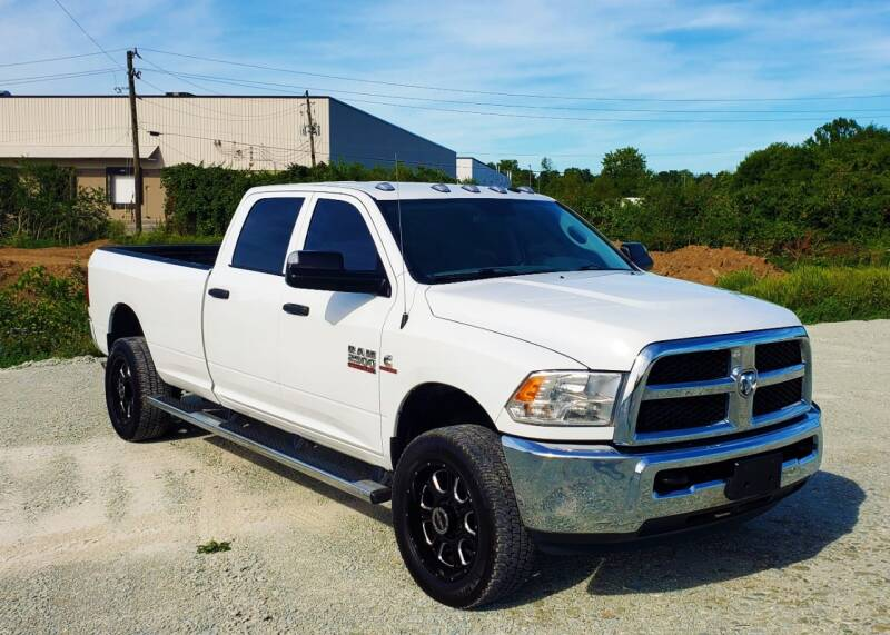 2017 RAM Ram Pickup 2500 for sale at A F SALES & SERVICE in Indianapolis IN