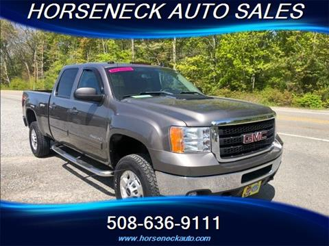 2012 GMC Sierra 2500HD for sale in Westport, MA