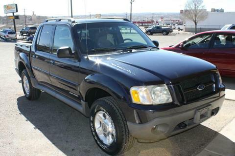 2001 Ford Explorer Sport Trac for sale in Gallup, NM