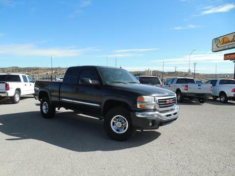2005 GMC Sierra 2500HD for sale in Gallup, NM
